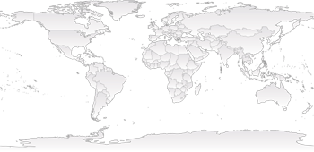 World Map Vectorial
