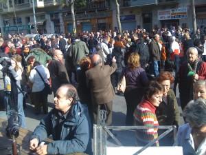 """18/01/2009 - El dia que ens ve a veure en Benito """"Mortadelo"""" Pocino i prenc el relleu de la foto del dia..."""